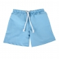 Preview: Puuper Badeshort Levin junior hellblau